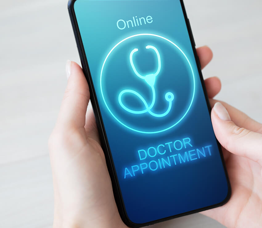Practo-type Appointment-booking platform for healthcare start-ups