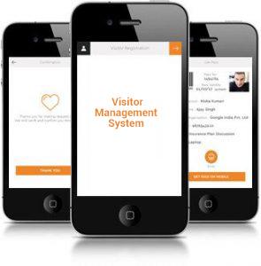 visitors management app