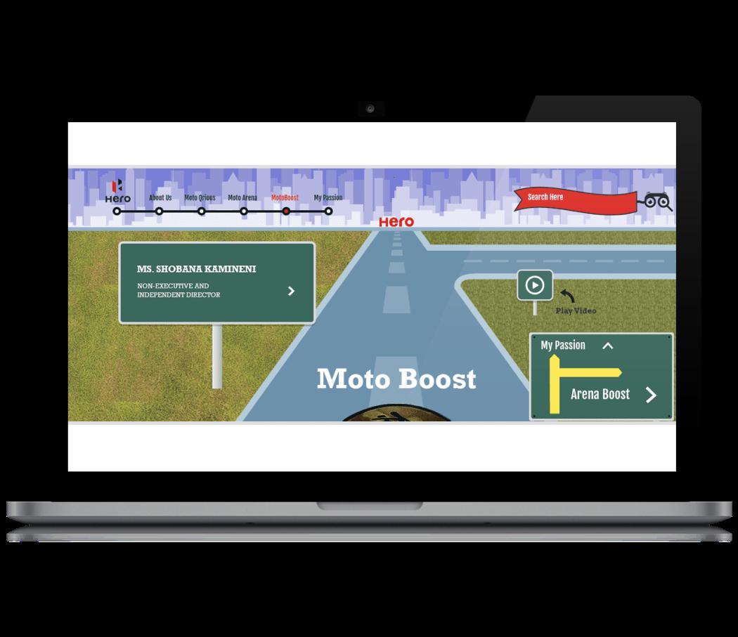 Gamification-Based Employee  Engagement Platform for Hero